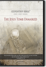 The Jesus Tomb Unmasked DVD